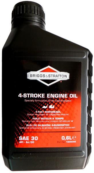 OLEJ BRIGGS & STRATTON 0,6L SAE 30 4-SUWY
