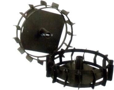 Koła metalowe do glebogryzarki BK