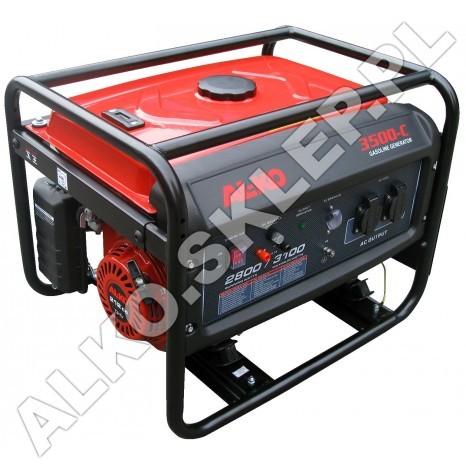 Agregat prądotwórczy AL-KO 3500-C 3,1 kw POZNAŃ