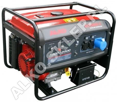 Agregat prądotwórczy AL-KO 6500-C 5,5 kW POZNAŃ