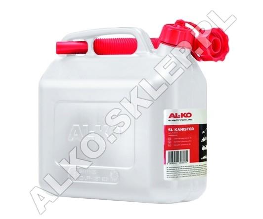 Kanister AL-KO 5L do benzyny