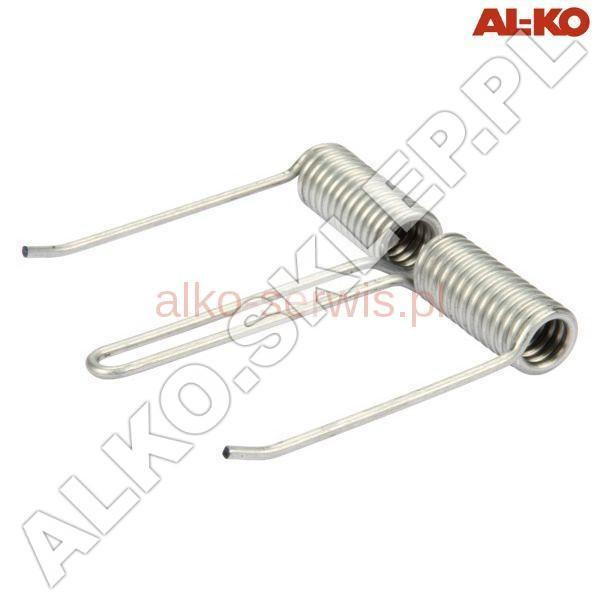 AL-KO 520 sprężyna klapy kosza nr 460312