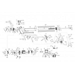 Silnik KPL. nr. art. 463603